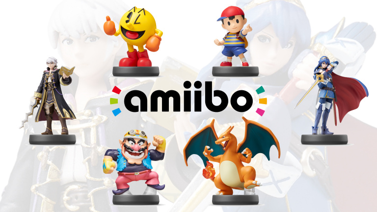 amiibo : Sept nouvelles figurines datées (Falco, M. Game & Watch...)
