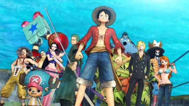 One Piece Pirate Warriors 3 : Bandai Namco dévoile les contenus des DLC
