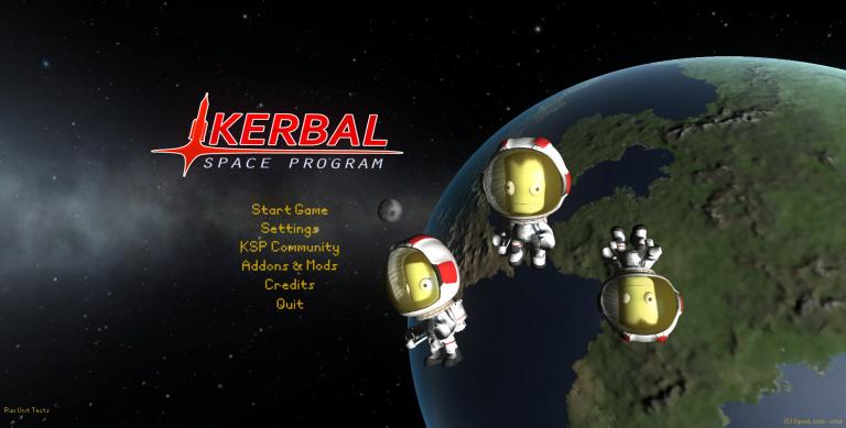 Kerbal Space Program également sur Wii U