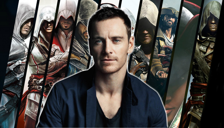 Assassin's Creed : Michael Fassbender en tenue d'assassin
