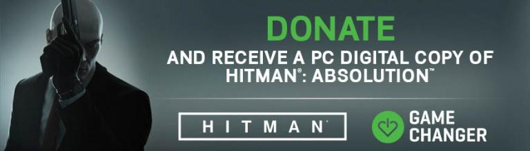 Hitman Absolution : recevez le jeu en soutenant la lutte contre le cancer