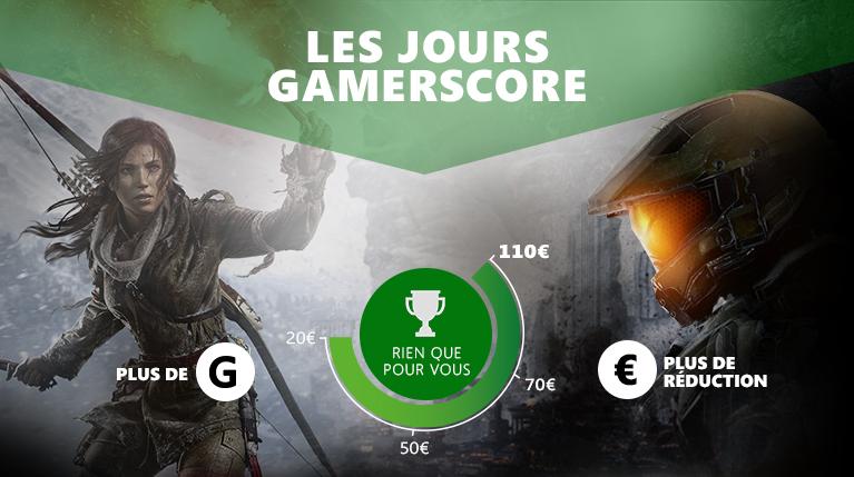 Offrez vous une Xbox One avec vos points de succès