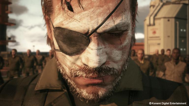 Metal Gear Solid 5 : Le disque PC ne contient que Steam