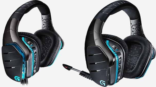 G633 et G933 Artemis Spectrum : deux nouveaux casques signés Logitech