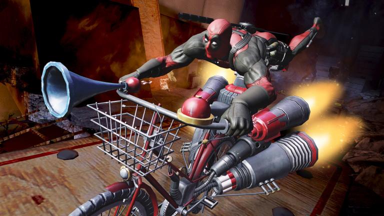 Deadpool revient sur PS4 et Xbox One le 11 novembre