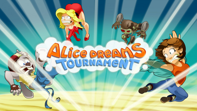 Alice Dreams Tournament un jeu indépendant pour Dreamcast