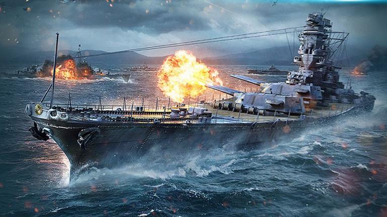 World of Warships trouve une date de sortie