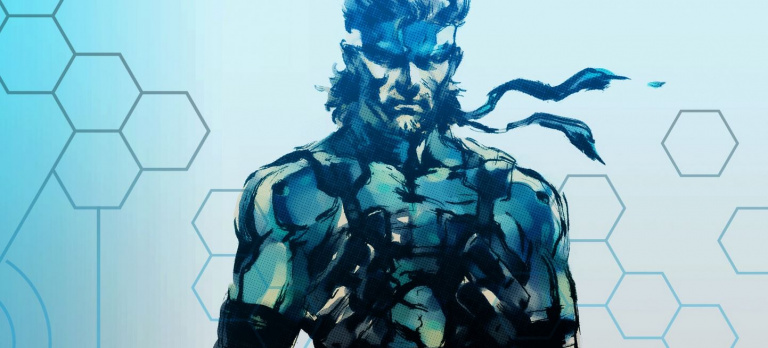 Marathon Metal Gear Solid sur Gaming Live ce week-end