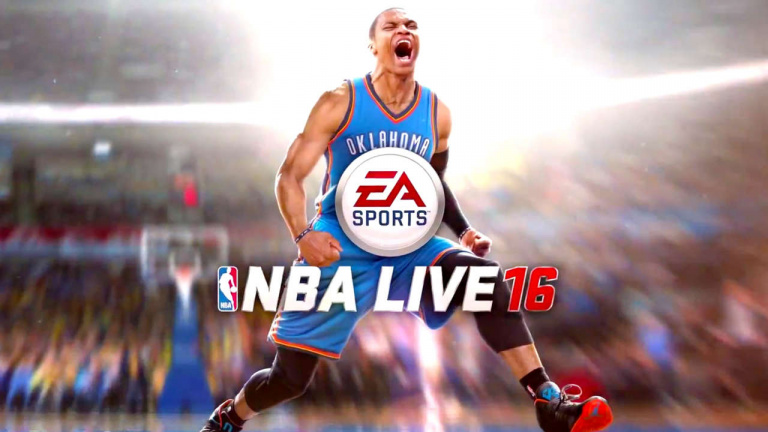 NBA Live 16 présente son poids et des images
