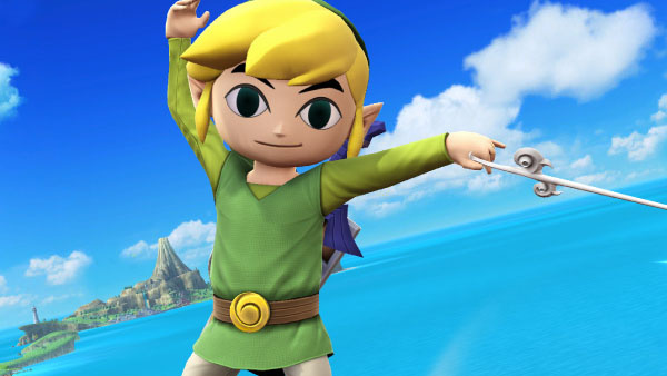 Hyrule Warriors Legends introduit Toon Link