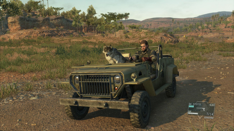 Metal Gear Solid V The Phantom Pain : Etude des spécifications minimales et recommandées