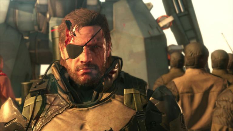 Metal Gear Solid V The Phantom Pain : Etude des réglages graphiques disponibles