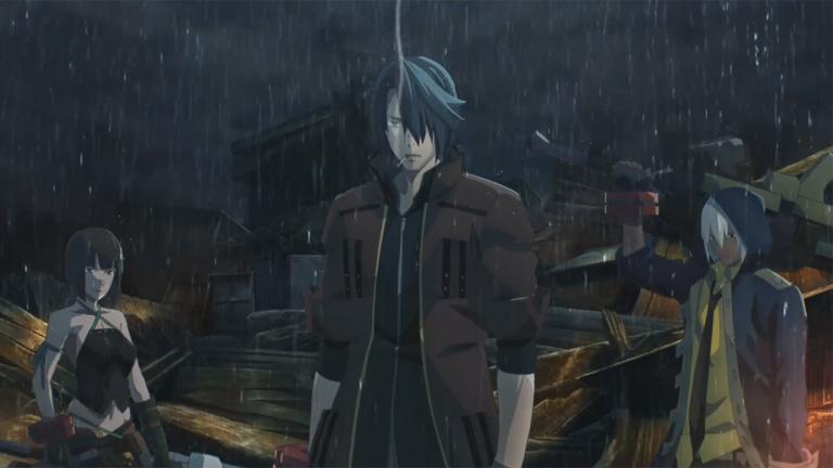 Anime God Eater en Simulcast H+1 : Episode 8