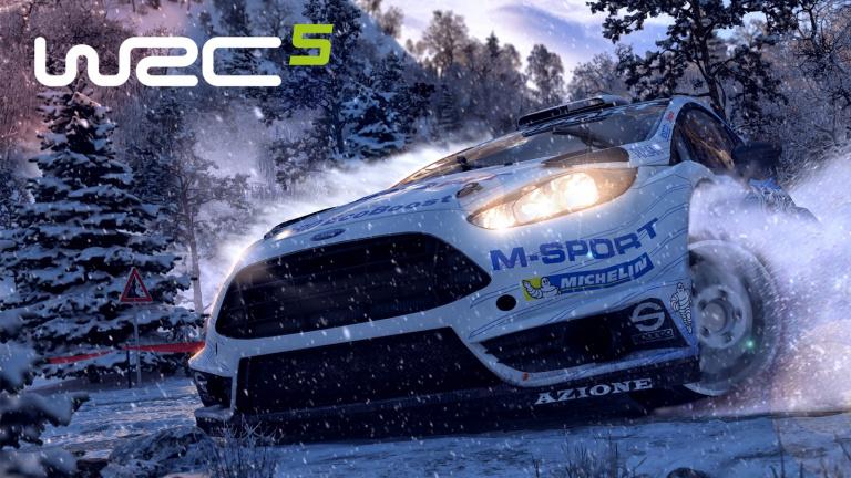 WRC 5 dévoile un concept car exclusif aux précommandes