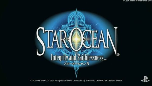 Tokyo Game Show : Star Ocean V retardé à 2016