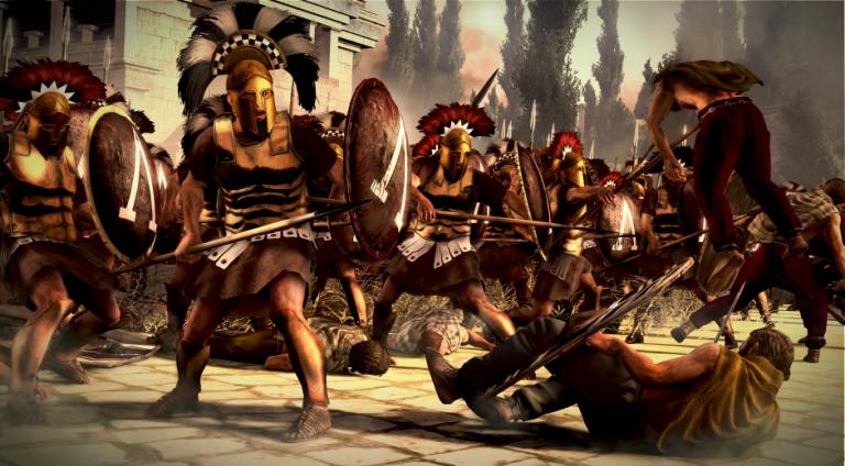 La saga Total War sur Humble Bundle