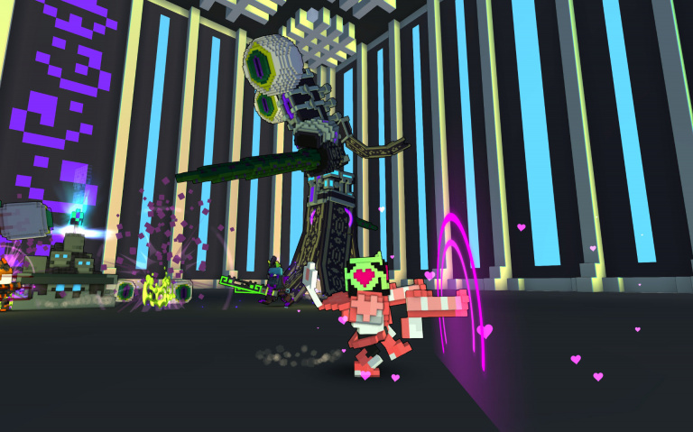 Trove - La tour des ombres désormais disponible