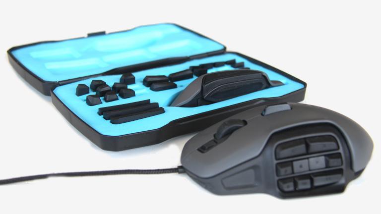 Test Roccat Nyth : Quand la souris devient caméléon…