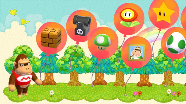 Des cadeaux Mario pour la sortie d'Animal Crossing : Happy Home Designer
