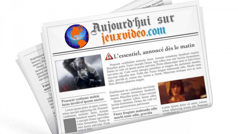 Aujourd'hui sur JeuxVideo.com : Parlons Peu Parlons Pub, VGM, Stasis, Lumini ...