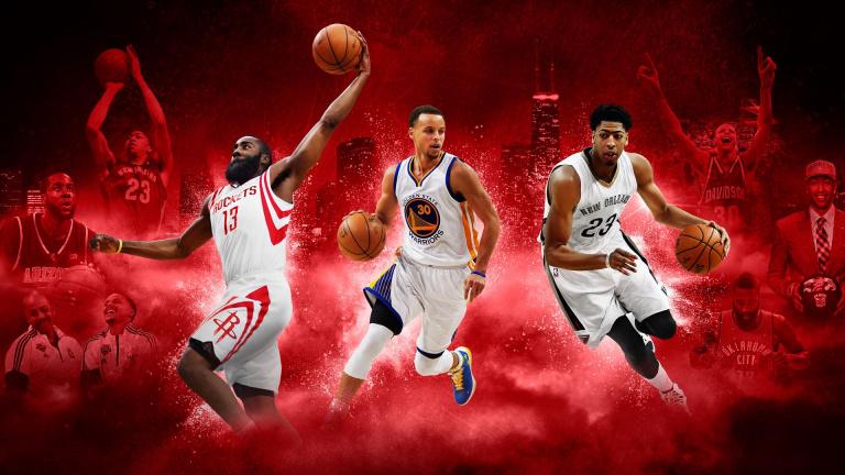 NBA 2K16 : Le top 10 des meilleurs joueurs selon 2K