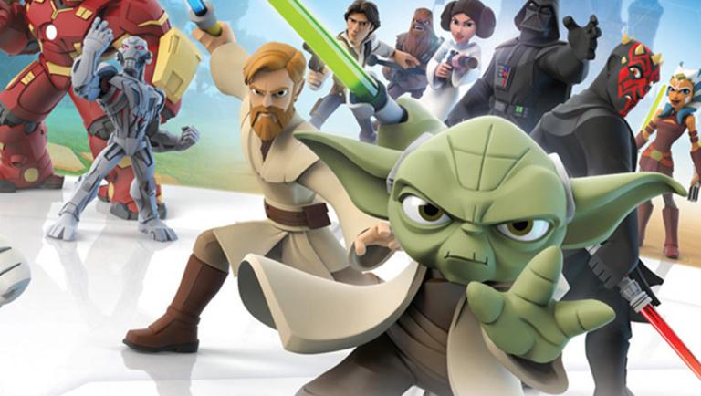 Disney Infinity 3.0 : le pack Rise Against The Empire débarque le 1er octobre