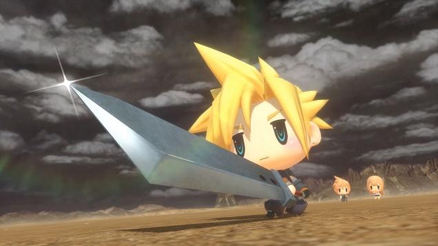 World of Final Fantasy : Une fournée de screenshots et un prix