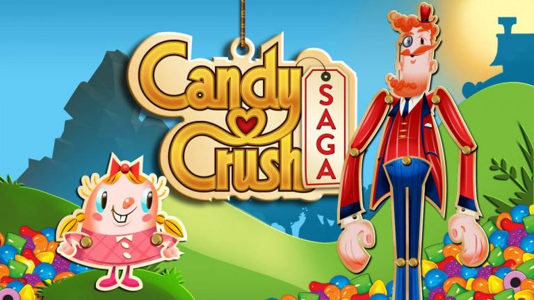 """Candy Crush Saga : 3 niveaux éphémères à découvrir ce week-end dans """"Cake Climb"""""""