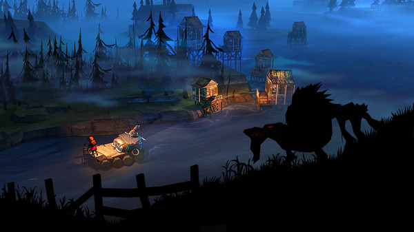 The Flame in the Flood disponible sur Steam