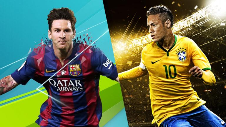 Aujourd'hui à 18h, on confronte PES 2016 et FIFA 16 en direct