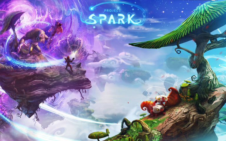 Project Spark devient intégralement gratuit en octobre