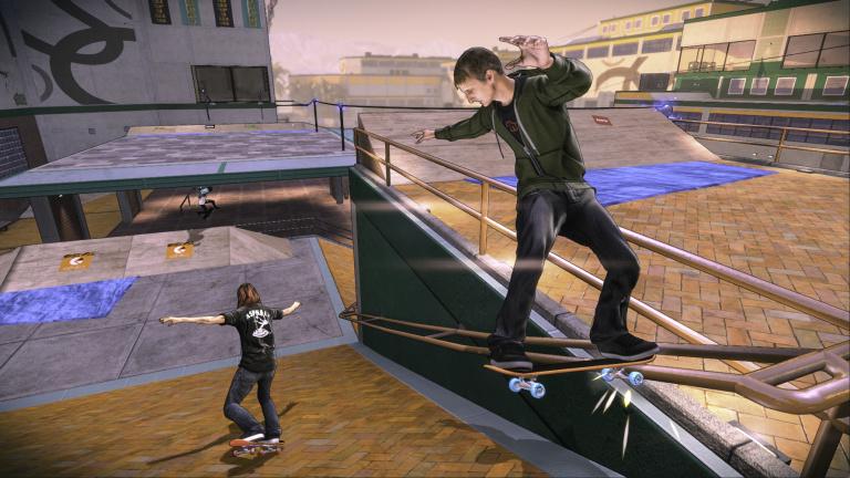 Tony Hawk's Pro Skater 5 : Un patch Day One beaucoup plus lourd que le jeu
