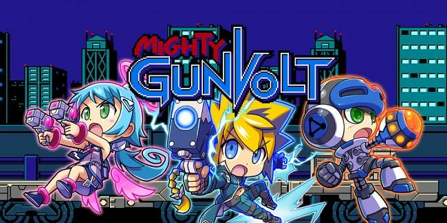 Mighty Gunvolt disponible sur PC via Steam