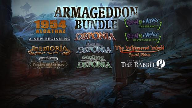 The Daedalic Armageddon Bundle à 15.99€ sur Gamesplanet