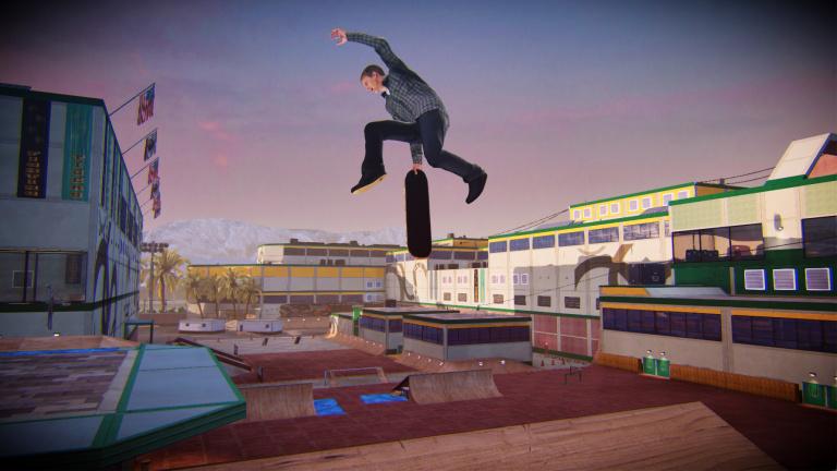 Tony Hawk's Pro Skater 5 : la raison d'un échec critique annoncé
