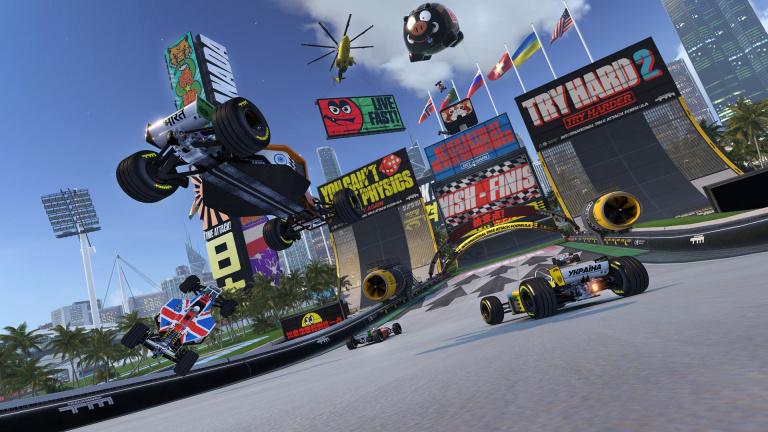 TrackMania Turbo est retardé à début 2016