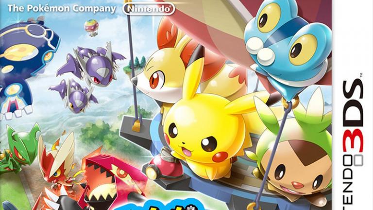 Pokémon Rumble World sur 3DS s'offre une version boîte