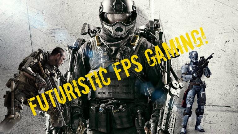 Que nous racontent les FPS sur les Guerres du futur ?