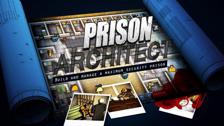 Live Prison Architect aujourd'hui à 16H sur la nouvelle mise à jour