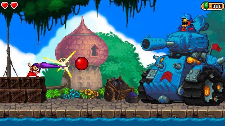 Shantae and the Pirate's Curse s'offre une version boîte au Japon