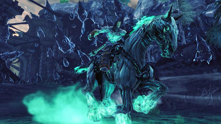 Darksiders II : La Deathinitive Edition prend date