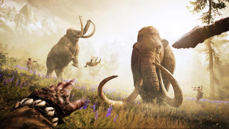 Far Cry Primal : La paix acquise avec brutalité