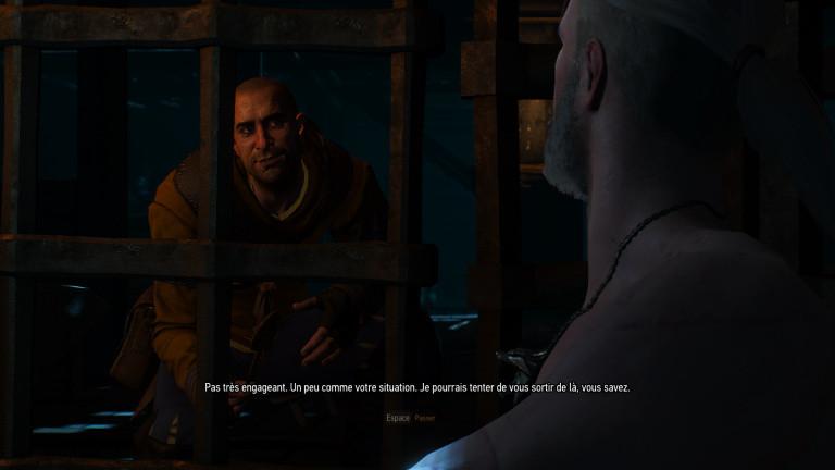 The Witcher 3 : Wild Hunt - Hearts of Stone - Le cœur sur la main