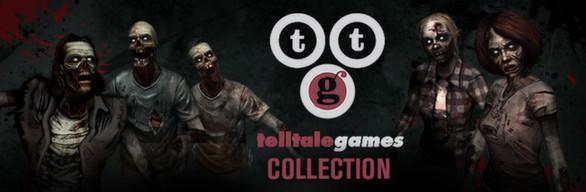 Le catalogue Telltale en promotion sur Steam