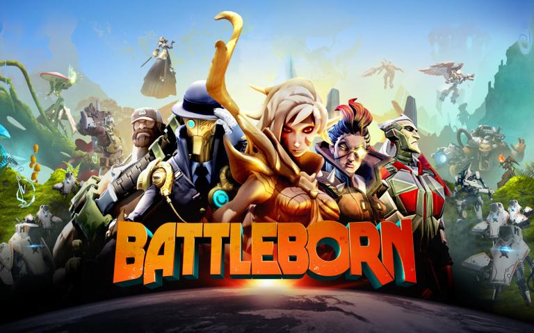 Battleborn : Les inscriptions pour des phases de test sont lancées