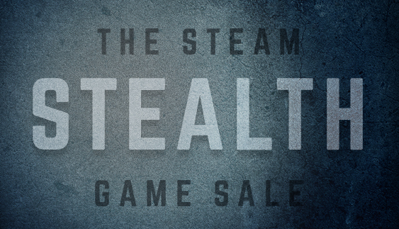 Steam : Jusqu'à - 90% sur une soixantaine de jeux d'infiltration