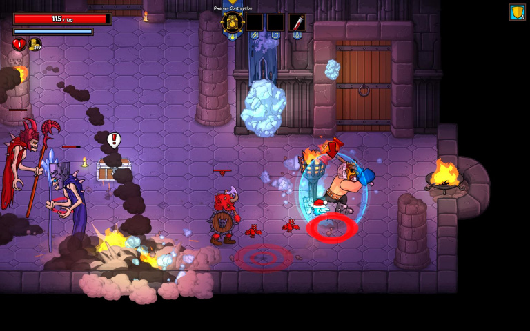 Rampage Knights : Castle Crashers sauce Binding of Isaac