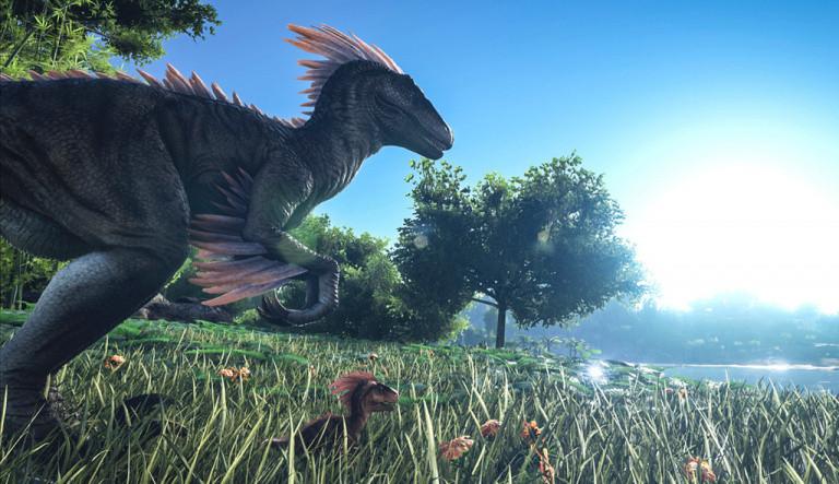 ARK : Survival Evolved - Éclosion des bébés dinosaures
