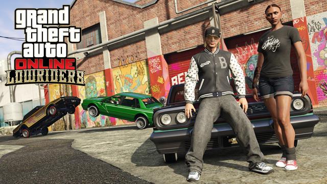 GTA Online : Les Lowriders seront de sortie le 20 octobre