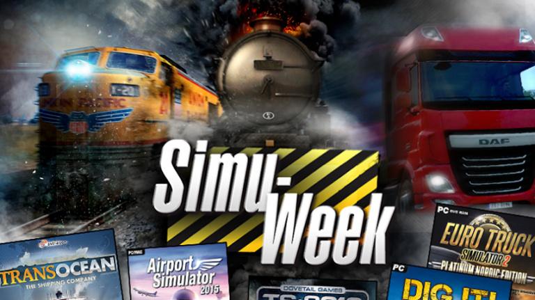 Promo : Une semaine sous le signe de la simulation